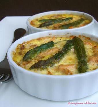 flan-au-saumon-et-aux-asperges-vertes