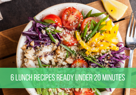 Quick Lunch Recipes